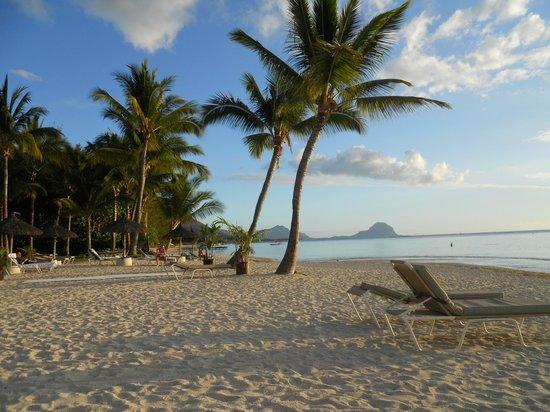 Sugar Beach Golf & Spa Resort : la plage de l'hotel
