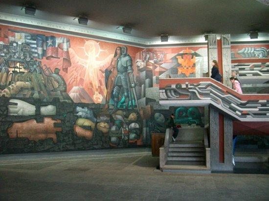 Casa del Arte - Pinacoteca