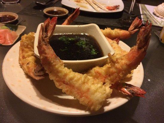 Carlito's: Tempura shrimp