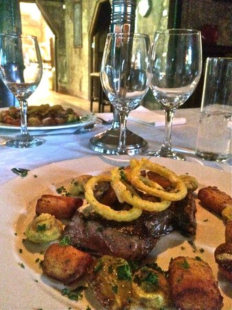 Leipzig Country House: Scrumptious Dinner