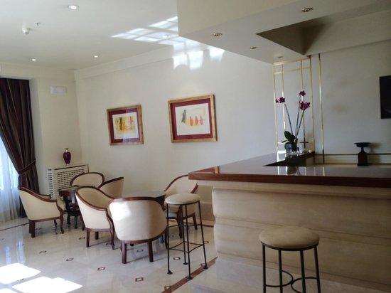 Hotel Atlantico: Roof top bar