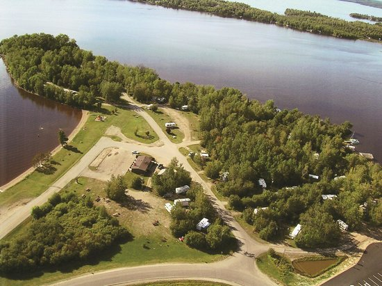 Tower, MN: Hoodoo Point Campground