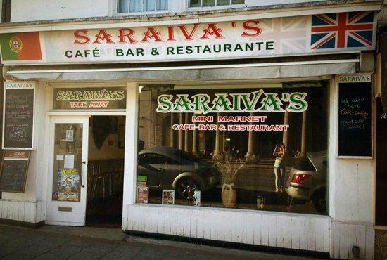 Saraiva's Restaurant: Our restaurant in Chard