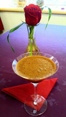 Saraiva's Restaurant: Chocolate mousse