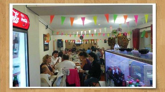 Saraiva's Restaurant: Sao Joao celebration