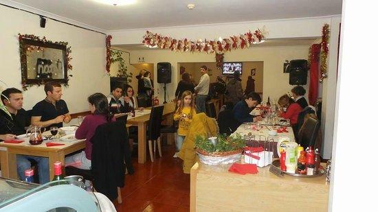 Saraiva's Restaurant: Christmas party