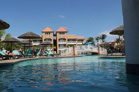 Divi Village Golf and Beach Resort: Large Pool