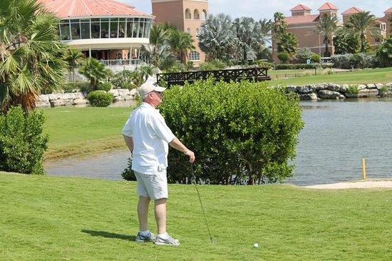 Divi Village Golf and Beach Resort: Golfing