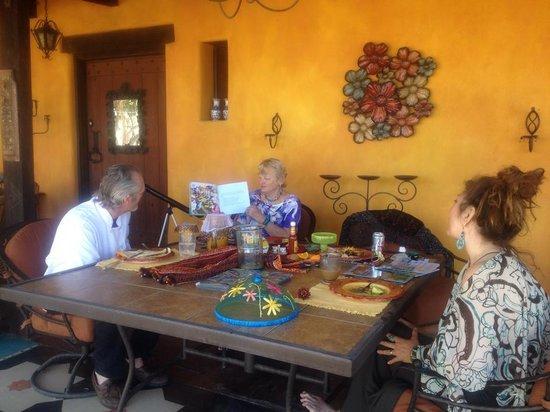 Hacienda Linda: Storytelling