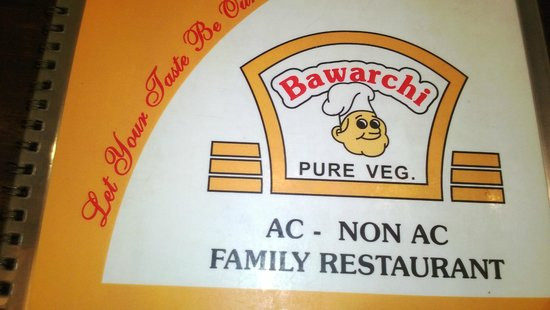 Bawarchi Pure Veg