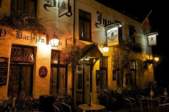Black Boy Inn: After dinner
