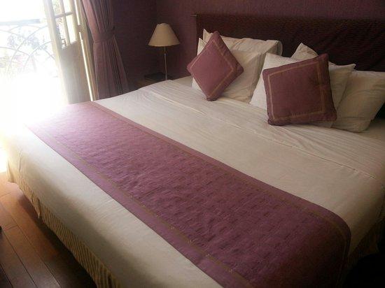 TTC Hotel Premium - Ngoc Lan: King bed