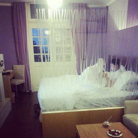 TTC Hotel Premium - Ngoc Lan: Romantic room ^^