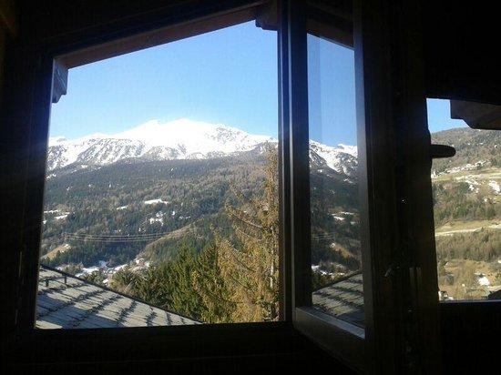 Miramonti Park Hotel: vista camera
