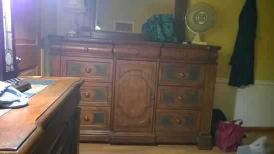 Deer Harbor Inn : Lovely furniture