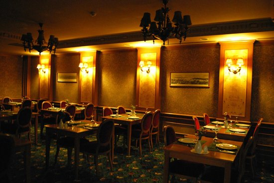 Oran Hotel: Hall