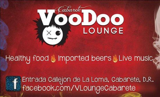 VooDoo Lounge Cabarete: VooDoo Lounge