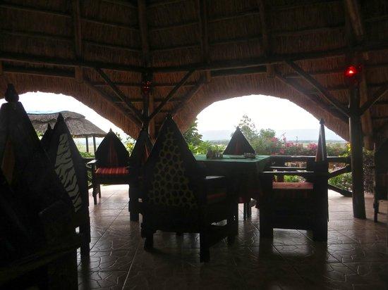 Manyara Wildlife Safari Camp: Dining Area