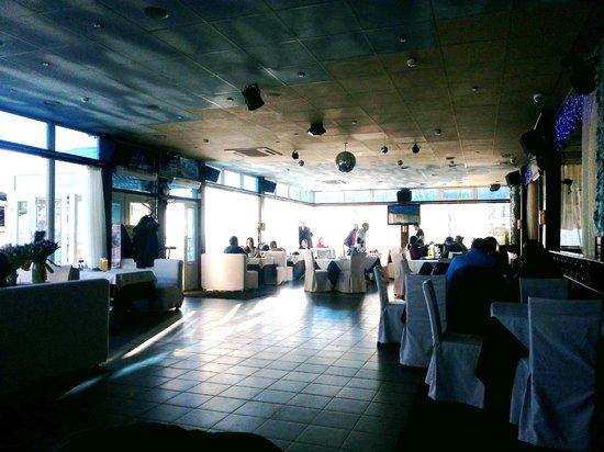 Zalive: Внутри ресторана