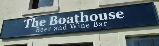 The Anstruther Boathouse: The Boathouse Gastro Pub