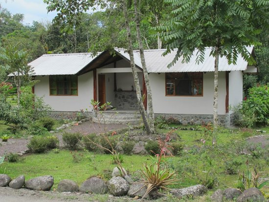 Rio Quijos Eco Lodge : One of the cabins