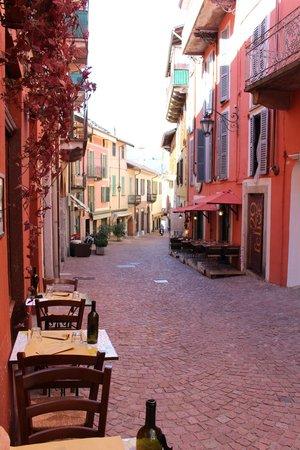 Al Cantinone: Scorcio del centro storico
