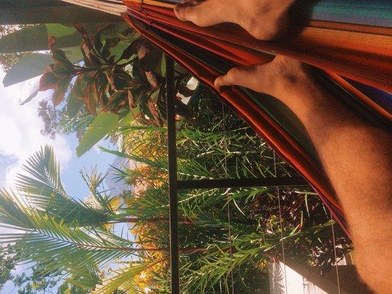 Nayara Springs : Hanging around in our villa #4