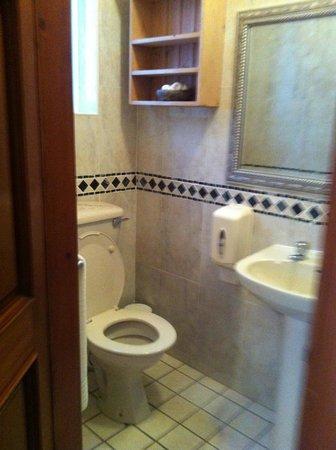 Ardawn House: Bathroom from Room 5