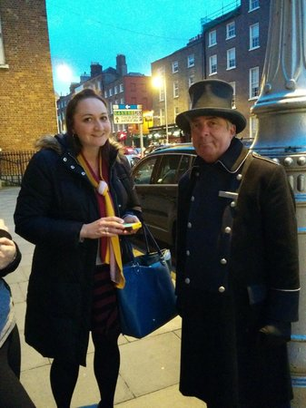 The Merrion Hotel: David the doorman, should be the first pic listed... remembered and looked after our every need.