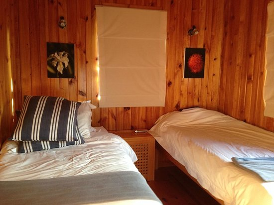 Reflections Eco Reserve: Twin bedroom