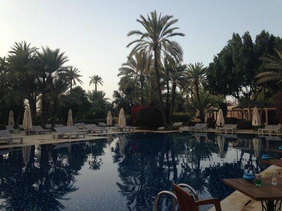 Club Med Marrakech le Riad : l'heure de l'apéro