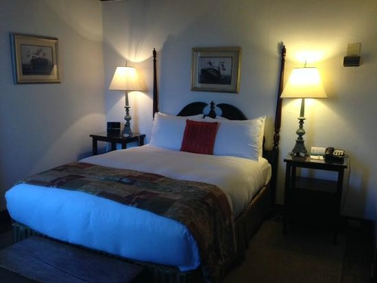 Millcroft Inn & Spa: 3rd floor, main mill room