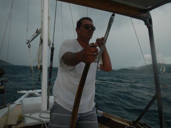 Morningstar Sailing and Power Charters : Captain Mike