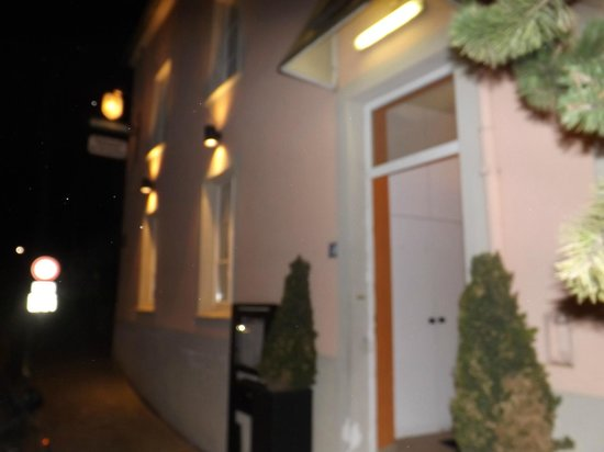 Il Fragolino : Exterior of the restaurant