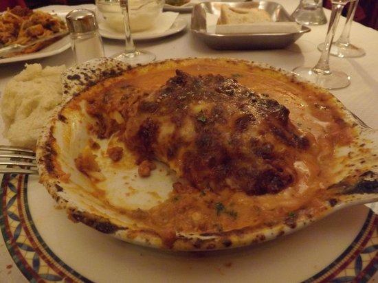 Il Fragolino : Scrumptious Lasagna