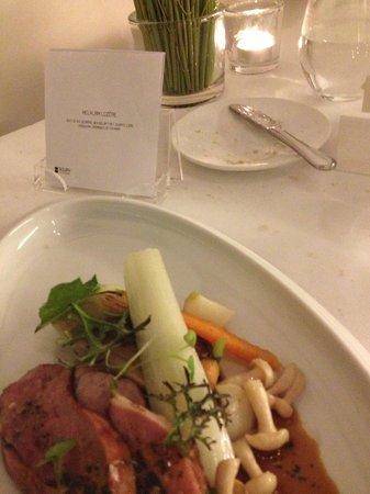Boury Restaurant: Top !