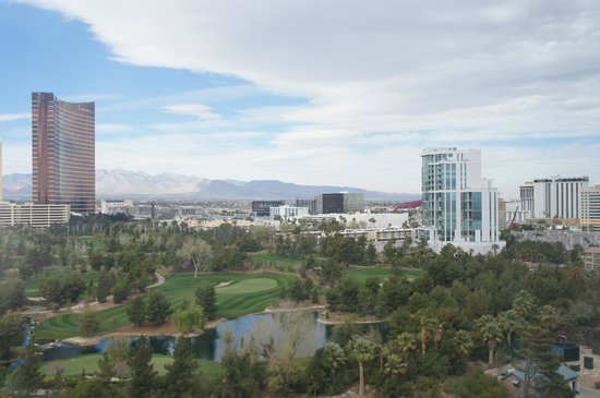 Renaissance Hotel Las Vegas : View from our room