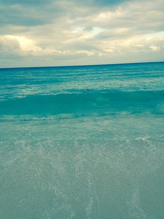 Grand Riviera Princess All Suites Resort & Spa: the beach