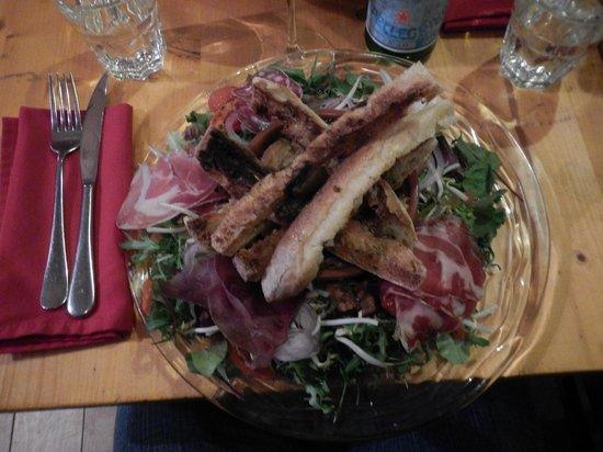 La Porte d'A Cote : St Felicien au Génépi