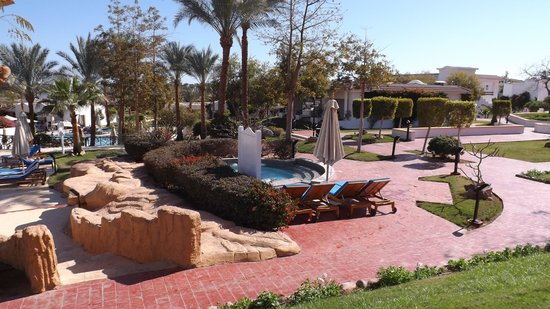 Hilton Sharm Dreams Resort: Jacuzzi