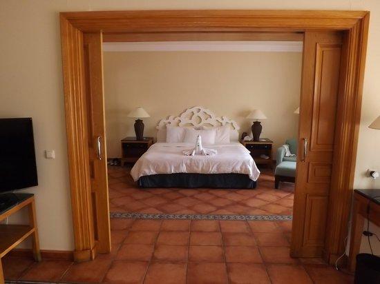 Sharm Dreams Resort : Main Bedroom from Living Room