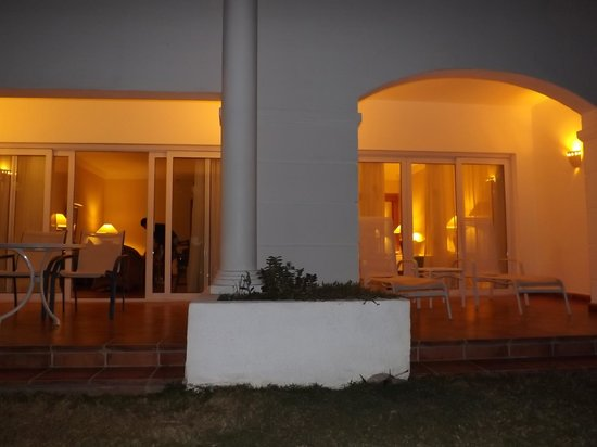 Sharm Dreams Resort : Our balconies