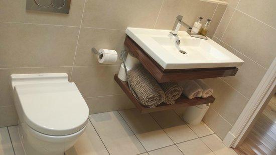 South Craighall B&B: Cleanest bathroom