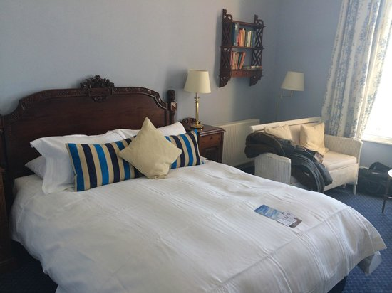 The Headland Hotel & Spa - Newquay: Ocean View Room