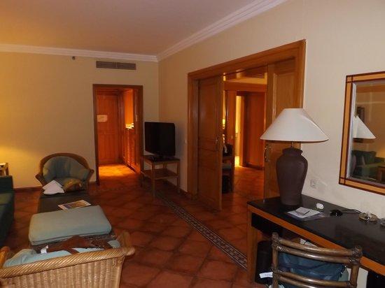 Sharm Dreams Resort : Living Area