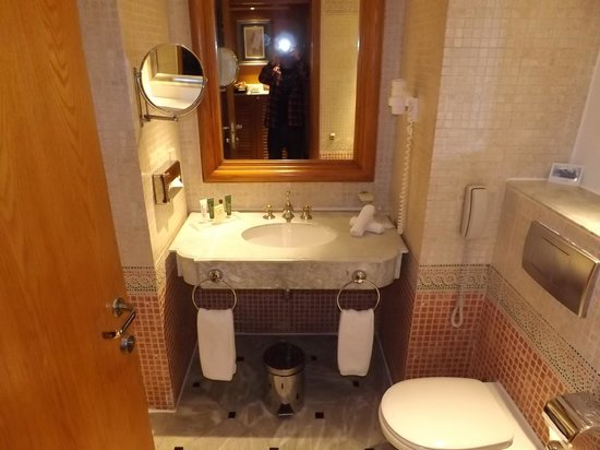 Hilton Sharm Dreams Resort: Bathroom #1