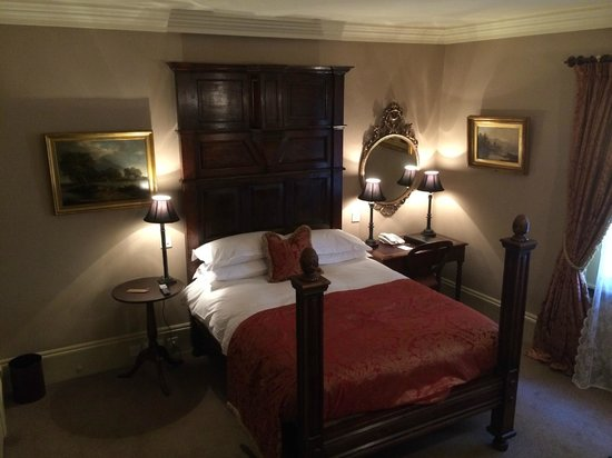 The Rookery Hotel: Chambre vue 2