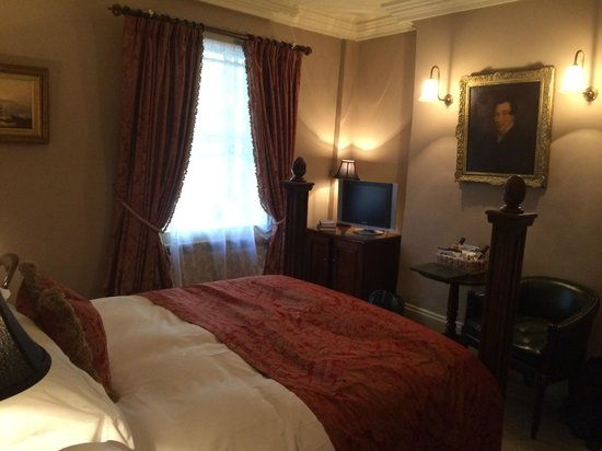 The Rookery Hotel : Chambre vue 1