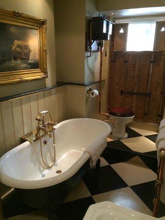 The Rookery Hotel : Salle de bain
