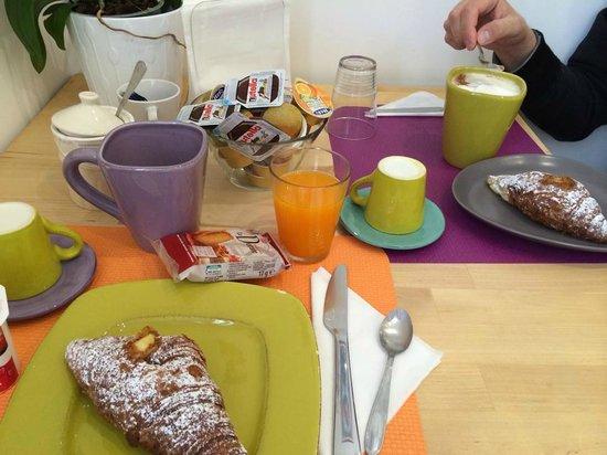 Gli Artisti Bed & Breakfast: Una parte della colazione!